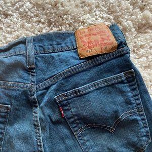 Levi's 527 Slim Bootcut Men's Jeans